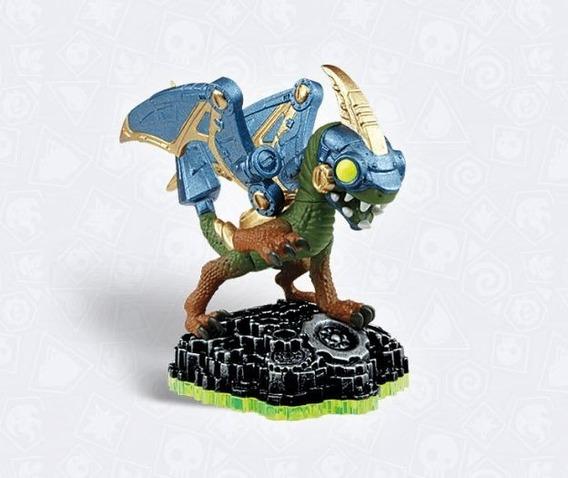 Boneco Skylanders Spyros Adventure Drobot Pronta Entrega
