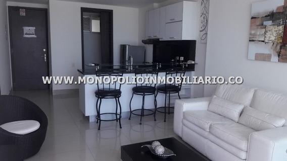 Apartaestudio Amoblado Renta Cartagena Cod: 14164