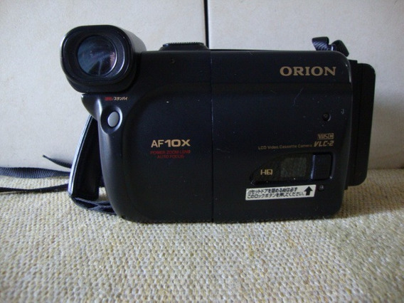 Filmadora Marca Orion Af 10 X - Made In Japan .