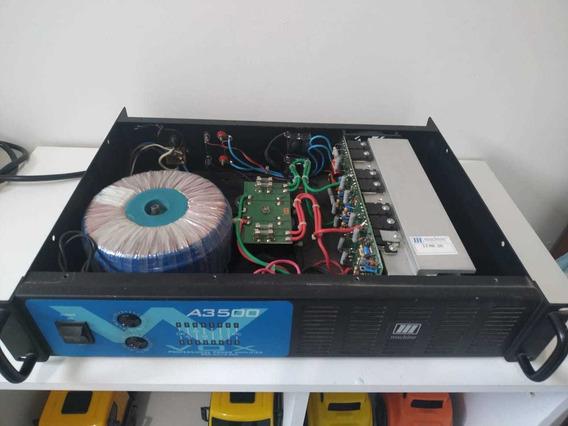 Amplificador Machine