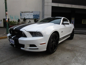 Ford Mustang 2p Gt V8,ta,piel,escape Doble,ra20