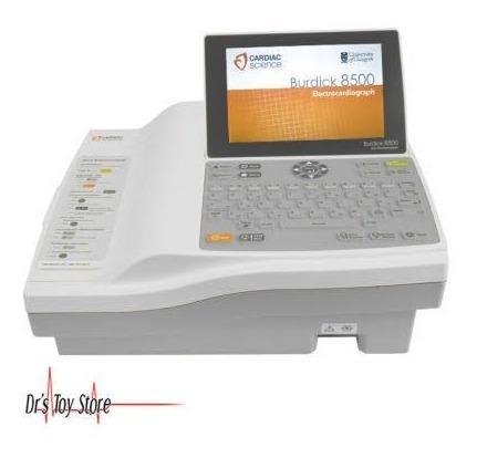 Electrocardiografo Burdick 8500 12 Canales Interpretativo