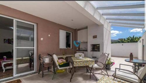 Imagem 1 de 29 de Apartamento Com 3 Dormitórios, 105 M² - Venda Por R$ 680.000,00 Ou Aluguel Por R$ 3.300,00/mês - Jardim Tupanci - Barueri/sp - Ap0994