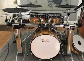 Roland Td-50 Con Pearl E-pro Shells Custom Totalmente Nuevo