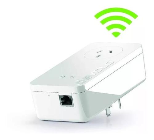 Extensor Amplificador Wifi Devolo Dlan 1200+ Wifi Single