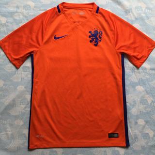 724629-815 Camisa Nike Holanda Home 2016 P Fn1608