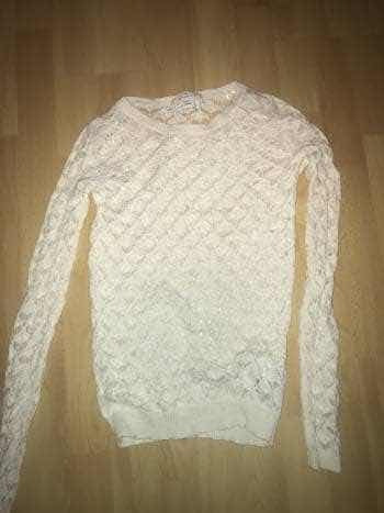 Suéter Blanco