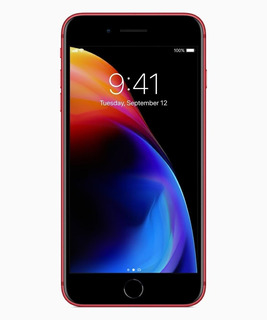 Apple iPhone 8 Plus 256 GB Rojo - PRODUCT(RED)
