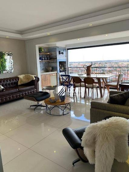 Apartamento Com 3 Dormitórios À Venda, 105 M² Por R$ 740.000,00 - Jardim Tarraf Ii - São José Do Rio Preto/sp - Ap1852