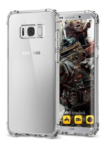 Carcasa De Tpu Transparente Para Samsung Galaxy S8