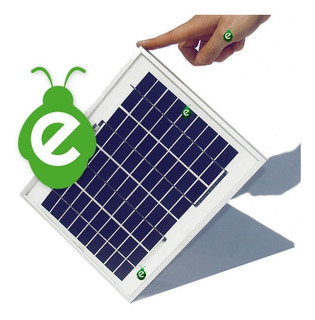 Panel Solar 5w Fotovoltaico - Pantalla Celda 5w 12v