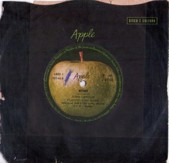 Compacto: John Lennon & Yoko Ono - 1971 (plastic Ono Band)