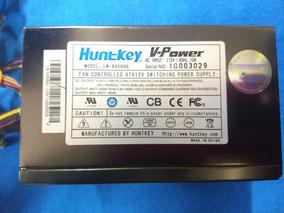 Fonte Atx Huntkey 450w Atx12v V2.2 Series Lw-6450hg