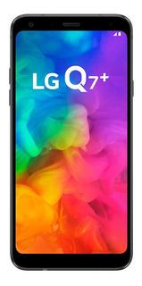 LG Q Series Q7+ 64 GB Aurora black 4 GB RAM