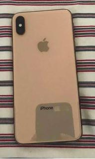 iPhone Xs Max 256gb Dourado Anatel Nacional Com Nota Fiscal