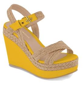 En Tacon México Cm Mercado Libre Amarillo 3 Zapatos DEHI29W