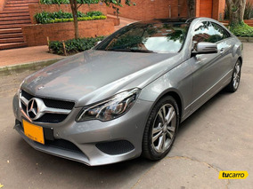 Mercedes Benz Clase E250 Coupe
