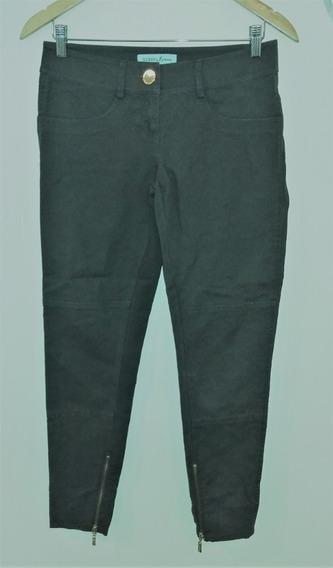 Pantalón Verde Musgo Guess Talle 4/s