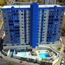 Apartamento 2 Dorm 2 Salas Com Área De Lazer Em Caldas Novas