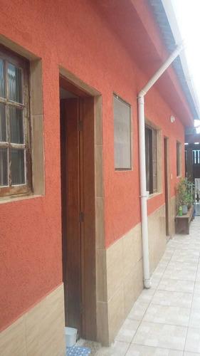 Imagem 1 de 14 de 946-casa Com 2 Quarto, Sala, Cozinha, 1 Vaga De Garagem