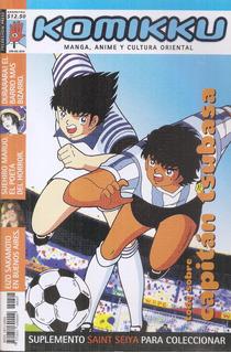 Komikku Capitan Tsubasa Manga Anime Y Cultura Oriental 2010