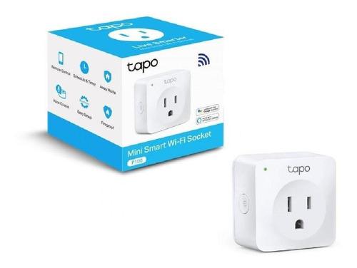 Mini Enchufe Inteligente Wi-fi Tp-link Tapo P100 1pack