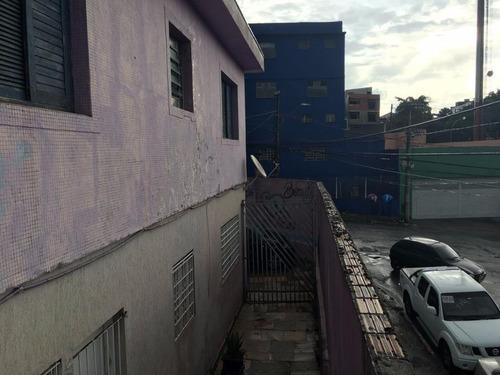 Imagem 1 de 10 de Sobrado Residencial À Venda, Sapopemba, São Paulo. - So1170