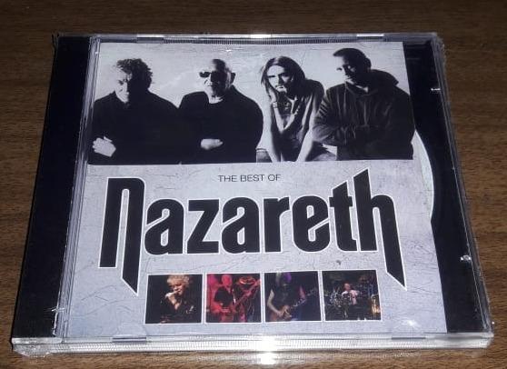 Nazareth - The Best Of Nazareth Novo, Cd Lacrado Frete 10,00