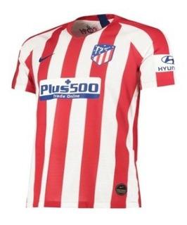 Camisa Atlético De Madrid I 19/20 Nike - Masculina