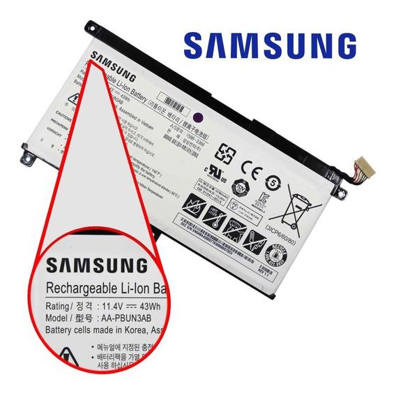Bateria P/ Notebook Samsung Np300e5m Branca