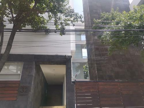 Imagen 1 de 17 de Departamento En Renta Tizapán San Ángel
