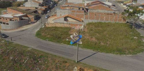 Terreno À Venda, 271 M²-altos Da Vila Paiva - São José Dos Campos/sp - Te0488