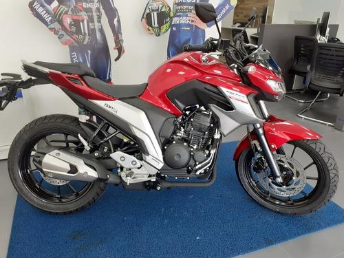 Yamaha - Fz25 Fazer 250 Abs - 2021 - Sem Entrada - Yamaha Sp