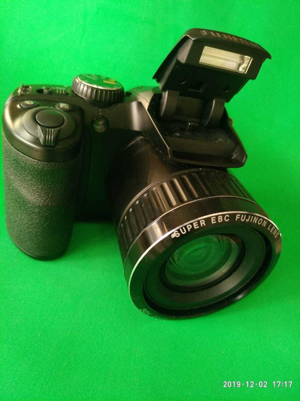 Câmera Fujifilm Finepix S4800 Semiprofissional 16mp Cart. 8g