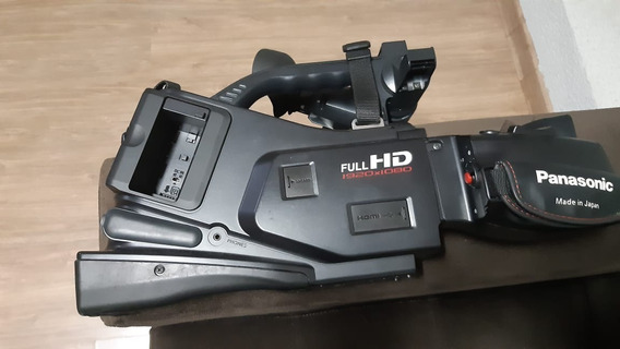 Filmadora Panasonic Ag-ac7 Full Hd