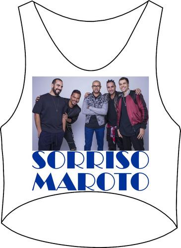 Camiseta, Baby Look, Regata Ou Almofada Sorriso Maroto 03