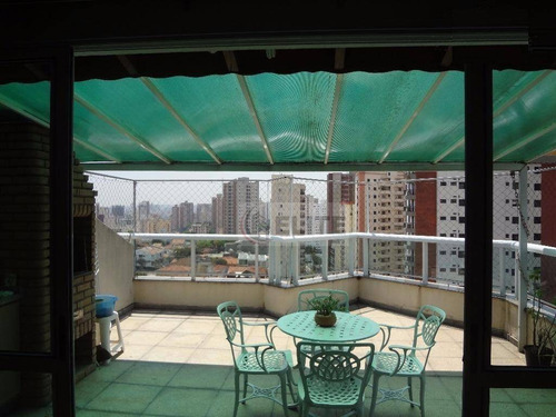 Cobertura Com 3 Dormitórios À Venda, 144 M² Por R$ 749.999,10 - Jardim Bela Vista - Santo André/sp - Co0902