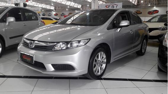 Honda Civic Lxs 1.8 Flex Automatico - Financio