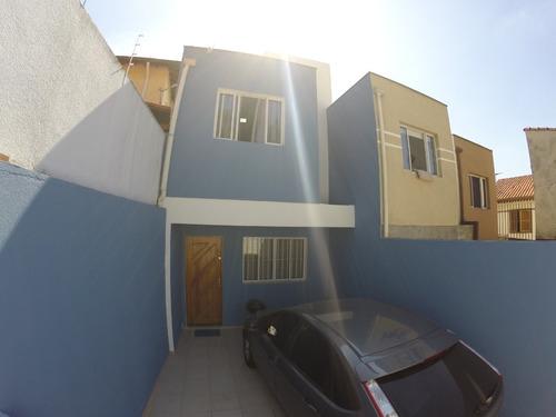 Casa 2 Dorm 2 Suite , Cozinha 1  Banh 2 Vagas  - Fl33-49