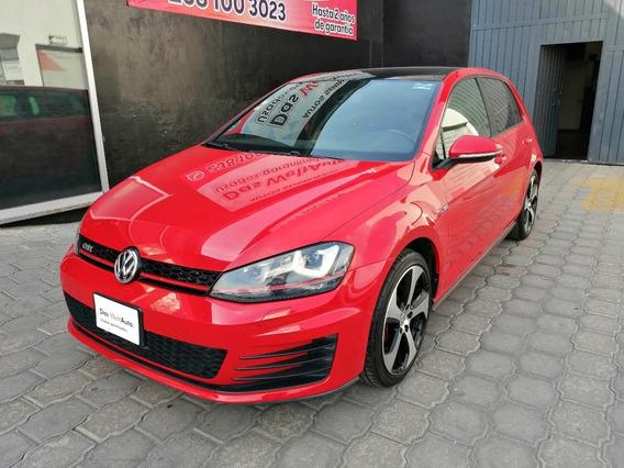 Volkswagen Golf Gti 2.0l 2016