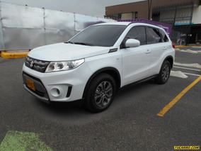 Suzuki Vitara Zwd At