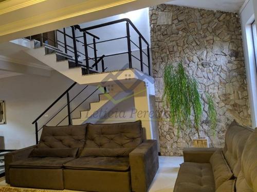 Sobrado Com 250m², Jardim Dos Ipês, Suzano Sp R$ 700.000,00 - So00067 - 69276232