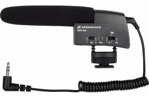 Microfono Para Camaras Sennheiser Mke400