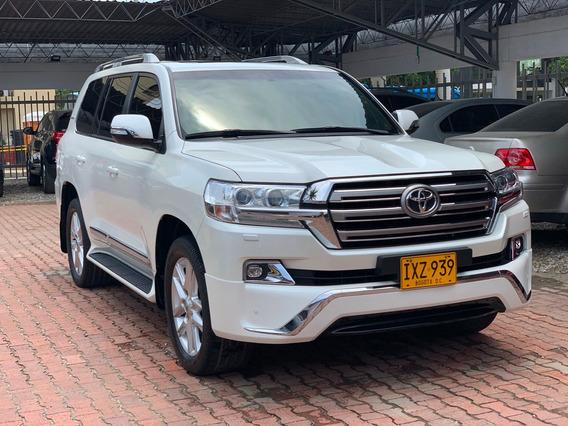 Toyota Lc200 Platinum Edition 2017 4.5 Diesel Importada