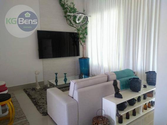 Casa À Venda, 153 M² Por R$ 685.000,00 - Condomínio Real Park - Sumaré/sp - Ca0406