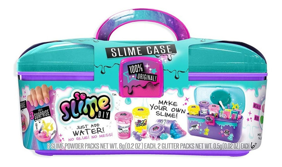 So Slime Maleta Shaker Storage Set