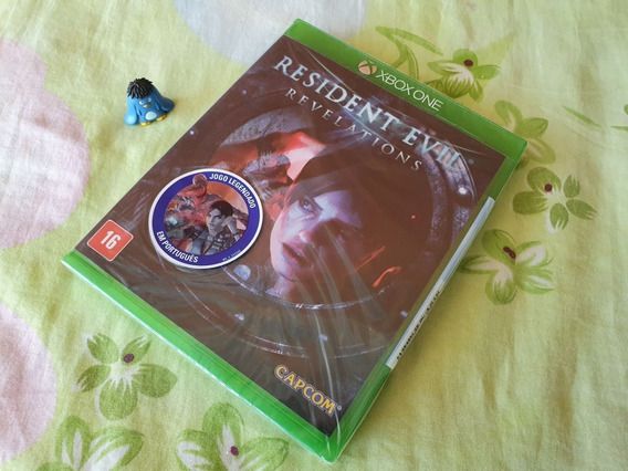 Xbox One Resident Evil Revelations Midia Física Lacrado