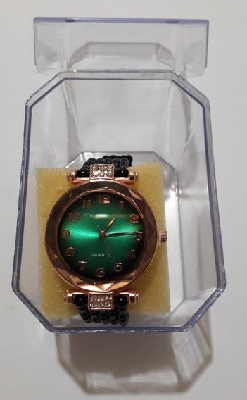 Relógio Quartz Primeira Linha Femenino
