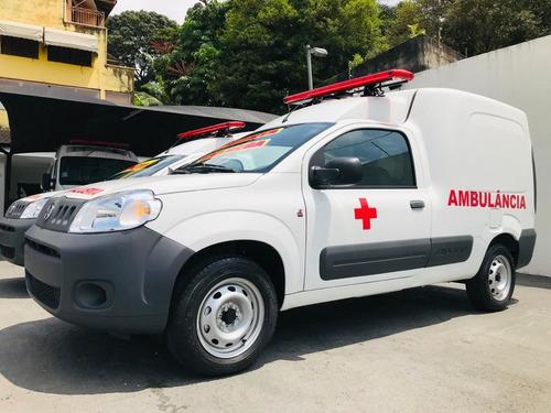 Fiat Fiorino Endurance Ambulancia