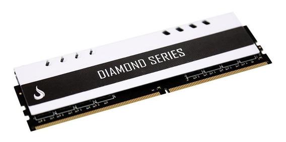 Memoria Ram 4gb Ddr4 3000mhz Diamond White - Promoção